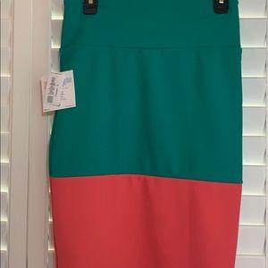 LuLaRoe Cassie Skirt S